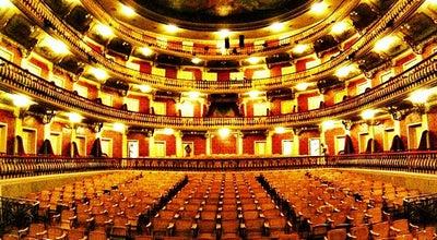 Photo of Theater Theatro da Paz at R. Da Paz, Belém 66017-210, Brazil