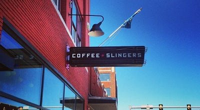 Photo of Coffee Shop Coffee Slingers at 1015 N Broadway Ave, Oklahoma City, OK 73102, United States