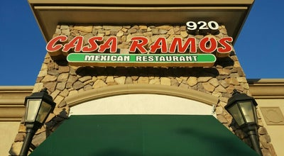 Photo of Mexican Restaurant Casa Ramos at 925 S State Hwy 65, Lincoln, CA 95648, United States