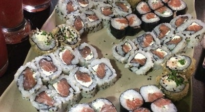 Photo of Sushi Restaurant Sagah Pub Sushi at Rua Joaquim Porto, 200 / Sala 9 - Centro, Torres 95560-000, Brazil