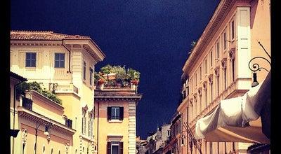 Photo of Plaza Piazza San Lorenzo in Lucina at Piazza San Lorenzo In Lucina, Roma 00186, Italy