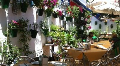 Photo of Spanish Restaurant Restaurante Sociedad Plateros Maria Auxiliadora at Http://goo.gl/maps/bbkpu, Córdoba, Andalucia 14002, Spain