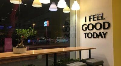 Photo of Burger Joint Ace Burger | آس برگر at Vakil Abad Expy, Mashhad, Iran