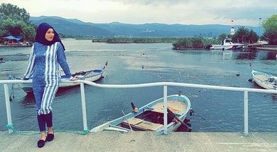 Photo of Lake İznik Rıhtım at Turkey