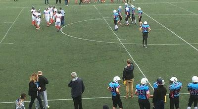 Photo of Soccer Field R.F.C. Evere at Rue Stroobantsstraat 75, Evere 1140, Belgium