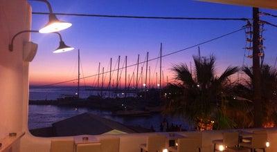 Photo of Cocktail Bar Swing Bar at Παραλία Χώρας, Νάξος 843 00, Greece