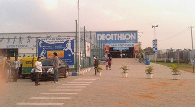 Photo of Sporting Goods Shop Decathlon at Survey #96/1 (old #96), Bangalore 560035, India