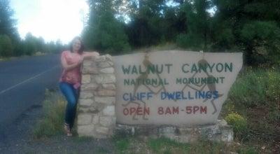 Photo of National Park Walnut Canyon National Monument at 3 E Walnut Canyon Rd, Flagstaff, AZ 86004, United States