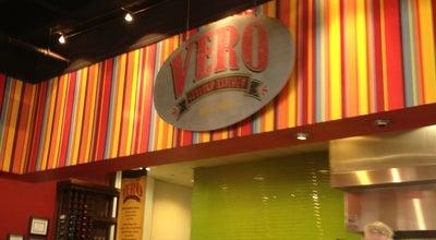 Photo of Italian Restaurant Vero Italian Kitchen at 1301 W Davis St, Conroe, TX 77304, United States