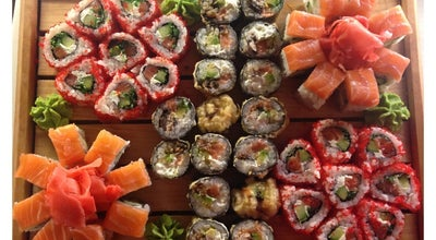 Photo of Asian Restaurant Yakuza Sushi & Asian Fusion at Ģertrūdes Iela 22, Riga, Latvia