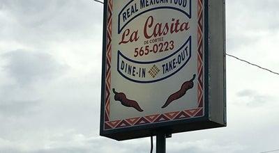 Photo of Mexican Restaurant La Casita at 17 N Harrison St, Cortez, CO 81321, United States