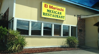Photo of Mexican Restaurant El Mariachi at 1210 S Haugh Ave, Picayune, MS 39466, United States