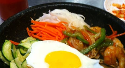 Photo of Korean Restaurant Bibimbowl at 415 N Mary Ave #107, Sunnyvale, CA 94085, United States