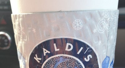 Photo of Coffee Shop Kaldi's in Schnucks at 1060 Woods Mill Plaza, Chesterfield, MO 63017, United States