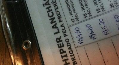 Photo of Burger Joint Hiper Lanchao at Brazil