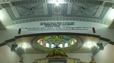 Photo of Church Graha St. Maria Annai Velangkanni at Jalan Sakura Iii No. 10, Medan 20134, Indonesia
