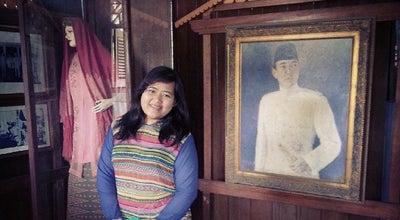 Photo of Historic Site Rumah Ibu Fatmawati Soekarno at Jl. Fatmawati No. 10, Bengkulu, Indonesia