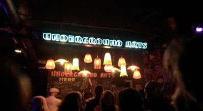 Photo of Rock Club Underground Arts at 1200 Callowhill St, Philadelphia, PA 19123, United States