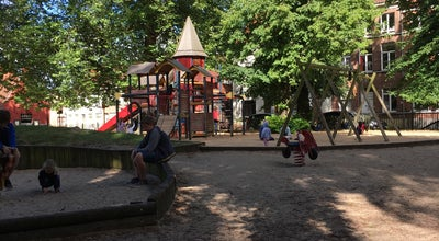 Photo of Playground Speelplein Astridpark at Belgium