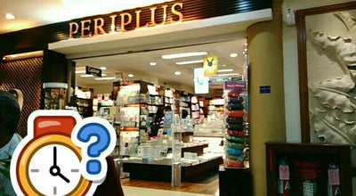 Photo of Bookstore Periplus at Adisucipto International Airport (jog), Sleman, Indonesia