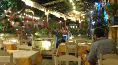 Photo of Fish Taverna Πεταλάδικα (Petaladika) at Μενεκλέους 8, Ρόδος 851 00, Greece