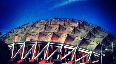 Photo of Athletics and Sports Palacio de los Deportes at Río Churubusco S/n, Iztacalco 08400, Mexico