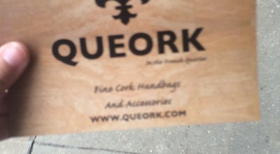 Photo of Accessories Store Queork at 607 Dumaine St, New Orleans, LA 70116, United States