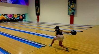 Photo of Bowling Alley Sparky's Bowling City at Khalidiyah Mall, Abu Dhabi, United Arab Emirates