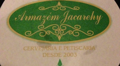 Photo of Bar Armazém Jacarehy at Pça. Dos Três Poderes, 112, Jacareí, Brazil