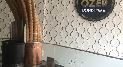 Photo of Ice Cream Shop Özer Dondurma at Turkey