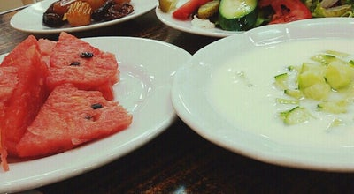 Photo of Steakhouse bahçeli merkez aile lokantası at Turkey
