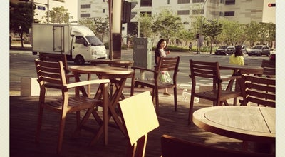 Photo of Coffee Shop CAFFÉ PASCUCCI at 해운대구 우동 센텀, 부산광역시, South Korea