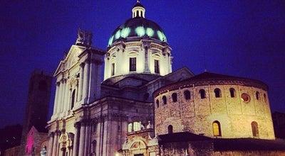 Photo of Plaza Piazza Duomo at Piazza Paolo Vi, Brescia 25121, Italy
