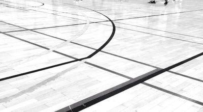 Photo of Basketball Court Union Sporthalle at Gaußgasse 3, Graz 8010, Austria