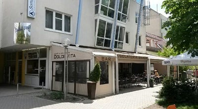 Photo of Ice Cream Shop Dolce Vita Eiscafe at Seestr. 6, Ludwigsburg 71638, Germany