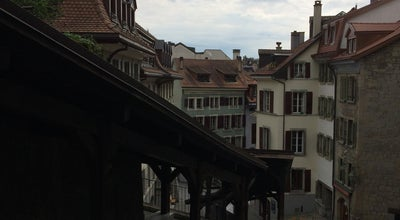 Photo of Trail Escaliers Du Marché at Switzerland