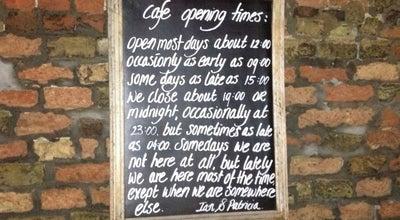Photo of Gastropub Café Bistro Terrastje at Genthof 45, Brugge 8000, Belgium