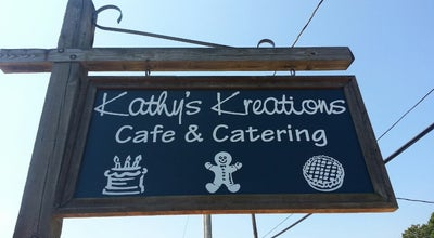 Photo of American Restaurant Kathy's Kreations at 422 S Hughes Blvd, Elizabeth City, NC 27909, United States