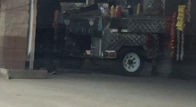Photo of Food Truck Hot Dog Cart at Hurst, TX 76054, United States