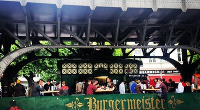 Photo of Burger Joint Burgermeister at Oberbaumstr. 8, Berlin 10997, Germany