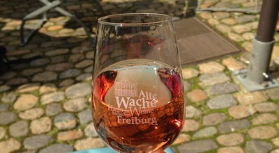 Photo of Wine Bar Alte Wache (Haus der Badischen Weine) at Freiburg, Germany