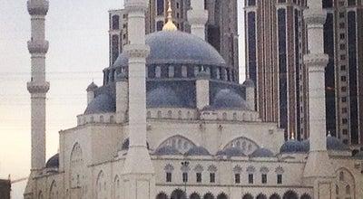 Photo of Mosque Mimar Sinan Camii at Barbaros Mah. Mor Zambak Sok. No:4, Ataşehir, Turkey