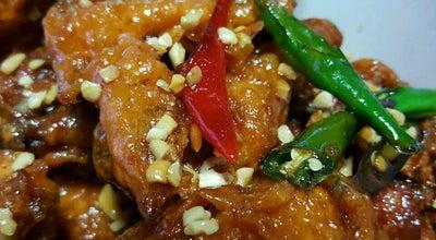 Photo of Fried Chicken Joint 신포닭강정 at 부평구 경원대로 1362, 인천광역시, South Korea