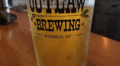 Photo of Brewery Outlaw Brewing at 2876 N 27th Ave, Bozeman, MT 59718, United States