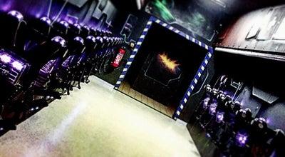 Photo of Arcade lasergame at Belgium