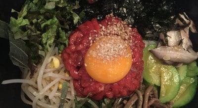 Photo of Korean Restaurant 투뿔등심 at 분당구 새마을로 8, 성남시, South Korea