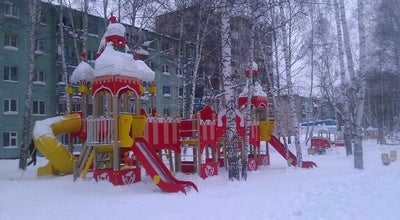 Photo of Park Кулагинский Сквер at Russia