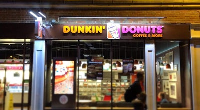 Photo of Donut Shop Dunkin Donuts & Baskin-Robbins at St Albans, United Kingdom