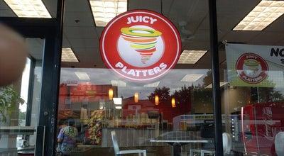 Photo of Halal Restaurant Juicy Platters at 23-16 Broadway, Fair Lawn, NJ 07410, United States