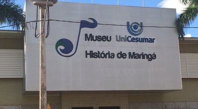 Photo of History Museum Museu Histórico de Maringá at Centro Universitário De Maringá, Maringá, Brazil